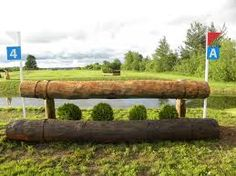 cross country horse jumps - Google Search