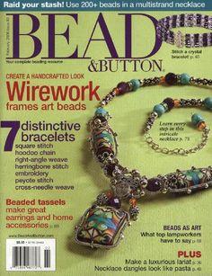 РУКОДЕЛИЕ: БИСЕР_ВЫШИВКА: #Bead@Button 02_2008