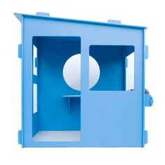 Dacha Playhouse. Transport your mini modernist to a place where imagination is king with this playhouse.