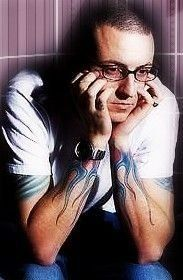 Chester Bennington - he probably felt lime this a lot...all alone...