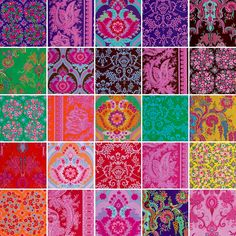 Love That Fabric: Crazy Love by Jennifer Paganelli for Free Spirit Fabrics