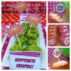 superhero themed food ideas - Google Search
