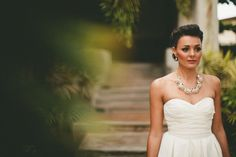 love everything about this wedding. stunning!