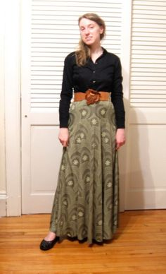 Gabriola Skirt aus Jersey - tolle Idee!