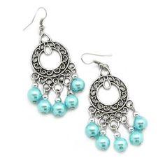 got 5 bucks?!? super cute earrings and ONLY FIVE BUCKS!!?? www.facebook.com/MamaCsPaparazzi