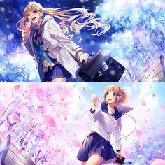 Honey Works, Kawaii Anime, Boy Or Girl, Anime Art, Pose, Idol, Character Design, Manga, Wallpaper