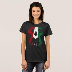 TEAM CANELO ALVARES BOXING MEXICO SAUL T-Shirt