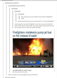 Bad Firefighters