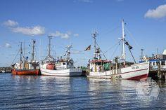 Maritim // #Ostsee #Heikendorf #Möltenort #Fischerboot #Hafen #Fischereihafen #Kueste #Meer #Fotografie #Fotograf #Photography #MeerART / gepinnt von www.KERPA.com