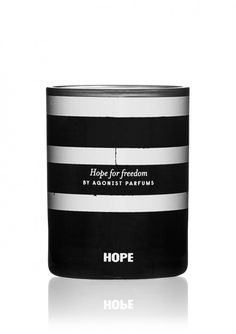 Hope for freedom via AGONIST Parfums. Click on the image to see more!