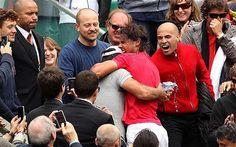 Rafael Nadal - Wimbledon 2012: Uncle Toni helps lift Rafael Nadal's tennis to new heights