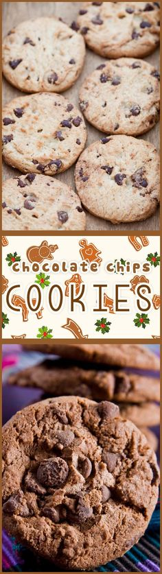 The BEST Soft Chocolate Chip Cookies - no overnight chilling, no strange ingredients, just a simple recipe for ultra SOFT, THICK chocolate chip cookies.