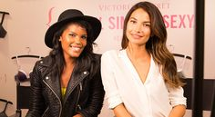 If you missed our Google+ Hangout with Victoria's Secret on Tuesday, have no fear; you can watch it right here! We linked up with the brand to celebrate the 2014 What Is Sexy? list reveal. Victoria's Secret Angel Lily Aldridge, POPSUGAR Celebrity editor Britt Stephens, and other special guests chatted about street style, beauty, and fitness, and even answered a few fan questions tweeted to Lily. Watch the hangout below now to find out about all things sexy! #prom #hairstyles