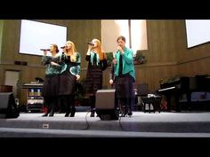 The Collingsworth Family - Since Jesus Came Into My Heart