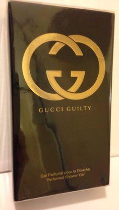 GUCCI  GUILTY DONNA Perfumed Shower Gel 200 ml - DocciaSchiuma - Gel Douche