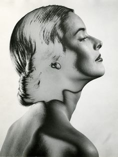 Erwin Blumenfeld, 'Solarized Portrait, NYC,' 1946, Kicken Berlin