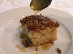 Simply Greek: Baklava Orange Upside-Down Cake