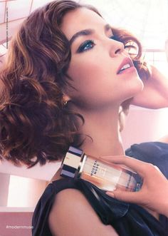 modern muse model   Model Arizona Muse is the inspiration behind the fragrance that ...