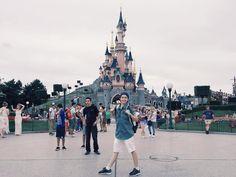 GilenChi - Travel together ✈️ Gil Le,Disneyland