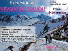 Nevado de Toluca 2016