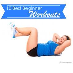 10 Best Beginner Workouts!!