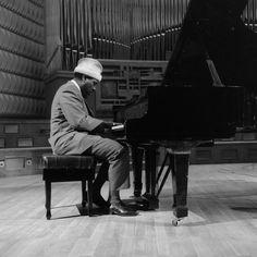 Récital de Thelonious Monk au studio 104 de la maison de la radio