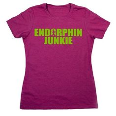 Endorphin Junkie Womens Everyday Tee Adult Medium on Lush Berry GoneForARUN,http://www.amazon.com/dp/B00D5Z10JW/ref=cm_sw_r_pi_dp_t46Wrb1DEZ7ZQZHG