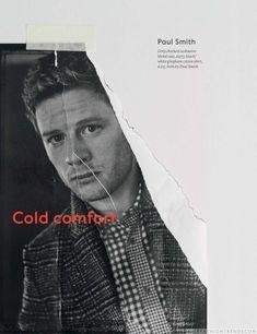 Male Fashion Trends: James Norton viste las mejores colecciones de invierno para Esquire UK