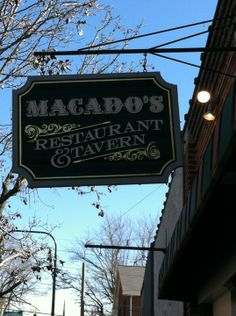 DONE, Macado's Restaurant and Bar - Boone, NC  REALLY GOOD SANDWICHES LOTS OF CHOICES