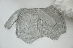 Ravelry: Tiriltunge Newborn Onesie, Nyfødtbody pattern by Siv Jane Aksdal