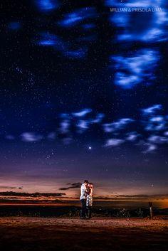 Ensaio Fotografico de Casal realizado em Campos do Jordão. Noite linda!