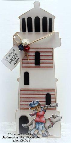 Dutch Doobadoo - Dutch Card Art - Lighthouse HobbyVision- (web)winkel voor scrappen, kaarten en meer!