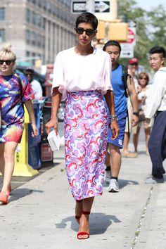 New York Spring 2015 Street Style