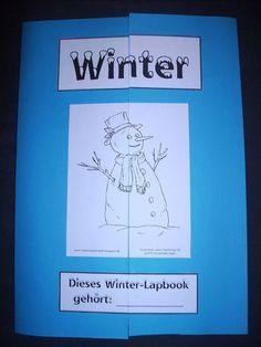 Bastelvorlage zum Erstellen eines Faltbuches zum Thema ...