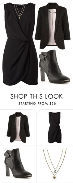 """""""Book Presentation"""" by mari-marishka ❤ liked on Polyvore featuring WithChic, Lanvin and Rachel Rachel Roy"""