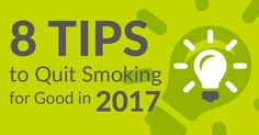 If you or a loved one is thinking about quitting smoking, this is the year to quit for good with the right resources, and with family and friends cheering on.
