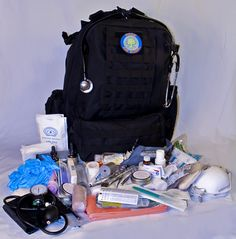 Good list of first aid supplies...gross photos though...Wound Care in a Remote Setting | Doom and Bloom (TM)