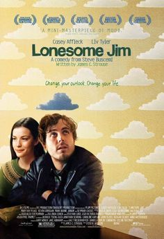 Lonesome Jim , starring Casey Affleck, Liv Tyler, Mary Kay Place, Kevin Corrigan. Failing to make it on his own, twenty-seven-year-old Jim moves back in with his parents and deals with crippling family obligations. #Comedy #Drama
