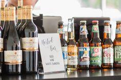 Our New England Brew Bar is perfect for a Newport Wedding! Belle Mer : A LONGWOOD Venue | ShoreShotz Photography |  www.longwoodvenues.com www.shoreshotz1.com