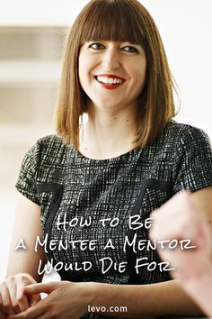 Mentorship tips to be the best mentee possible!