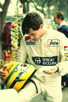 Ayrton Senna! - McLaren Honda & McLaren Ford! ♥ Can never forget this man, ever. I hope you're resting in peace. :'(