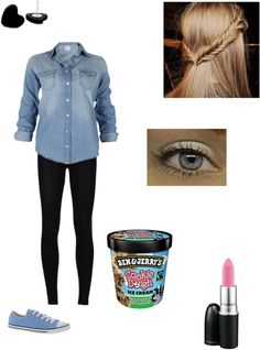 """""""Lazy outfit ❤"""" by basak-yildirim ❤ liked on Polyvore"""