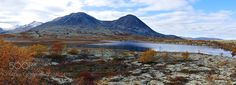 September in Rondane by svetlanaree