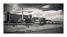 Van Nelle Factory IR   by Vincent_AF