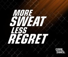 You can't just talk about what you want. You have to be ready to fight for it.  Learn more about Beachbody's new Core de Force workout ... http://weightomaintain.com/core-de-force-faq/