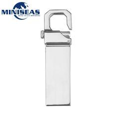 Miniseas Usb Flash Drive 2016  Fashion NOW Metal Key Ring 8G/16G/32G/64G Usb 2.0 Memory USB Stick Pen Drive Pendrive For PC