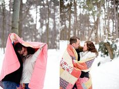quilt love..this would be so cute to do with the quilt Grandma made for all the cousins for their weddings