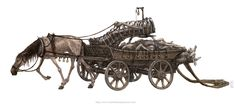 """PLAGUE CART"" Keith Thompson"