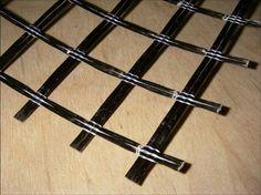 Continuous Basalt Fiber - rustless RockRebar mesh for reinforcing steel or concrete