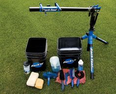 Park Tool Co. » ParkTool Blog » Bike Washing and Cleaning